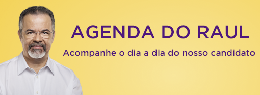 Agenda política do candidato Raul Jungmann