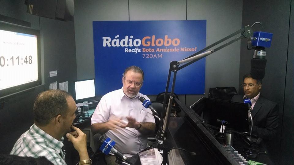 Raul quer demissão de diretoria do Grande Recife Consórcio