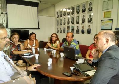 Reunião sobre Saúde