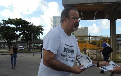 Raul pede fim da violência contra a população nos TIs