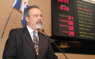 Raul critica redução de investimento no metrô