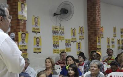 Raul inaugura comitê de campanha em Caruaru