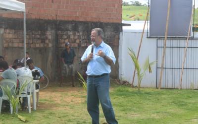Raul participa de encontro na Zona da Mata Sul