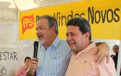 PPS-PE apresenta novos filiados e discute pré-candidaturas de 2016
