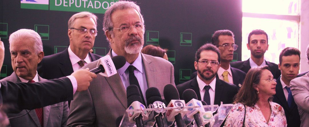 Raul Jungmann propõem alternativas à MP da Leniência